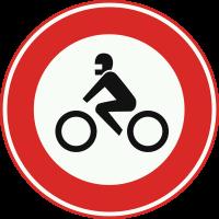 C11 Gesloten voor motorfietsen