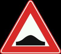J38 Verkeersdrempel