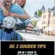 Gouden tips - Bromfiets theorie-examen