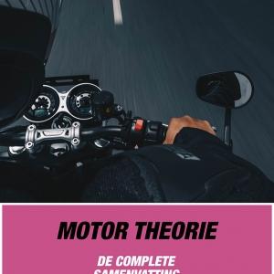 Motor theorie - Samenvatting